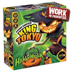 King Of Tokyo: Halloween - Second Edition (2E)