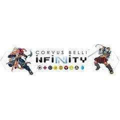 Infinity - Nomads: Corregidor Jurisdictional Command 300 Pt Pack