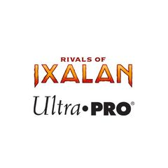Ultra Pro Magic The Gathering: Rivals Of Ixalan - Pro 100+ Deck Box #1 (UP86658)