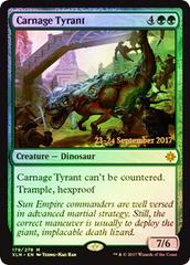 Carnage Tyrant - Foil - Prerelease Promo