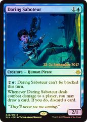 Daring Saboteur (XLN Prerelease Foil)