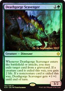Deathgorge Scavenger - Foil - Prerelease Promo