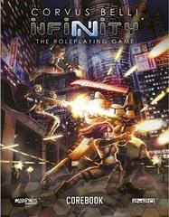 Infinity Rpg (Hardcover)