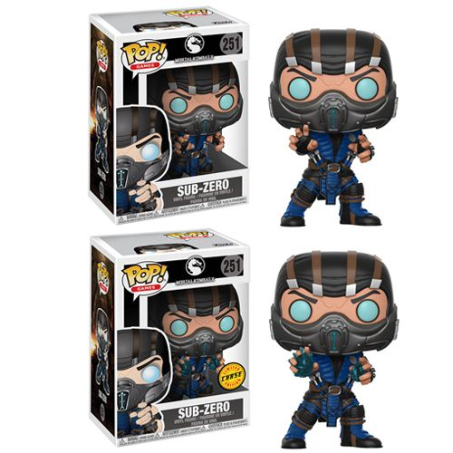 Pop! Games 251: Mortal Kombat X - Subzero