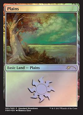 Plains - Foil - 2017 Standard Showdown