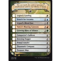 Checklist Card (XLN)