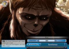 Sentience - AOT/S50-E099a - CR