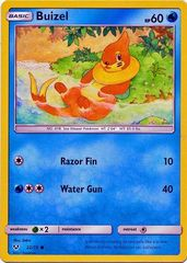 Buizel - 22/73 - Common