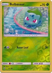 Bulbasaur - 1/73 - Common - Reverse Holo on Channel Fireball