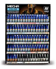 Mecha Color: Complete Range Rack
