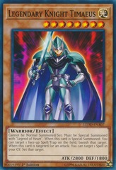 Legendary Knight Timaeus - LEDD-ENA07 - Common - 1st Edition