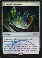 Prismatic Geoscope - Foil
