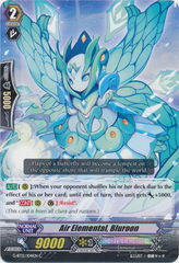 Air Elemental, Bluroon - G-BT12/104EN - C on Channel Fireball