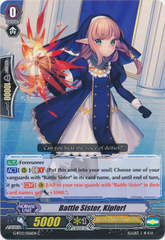 Battle Sister, Kipferl - G-BT12/056EN - C on Channel Fireball