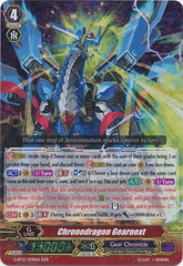 Chronodragon Gearnext - G-BT12/009EN - RRR on Channel Fireball