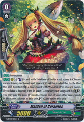 Maiden of Corantos - G-BT12/101EN - C