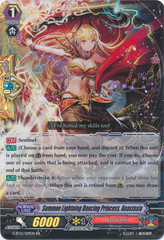 Summon Lightning Dancing Princess, Anastasia - G-BT12/019EN - RR