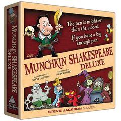Munchkin: Shakespeare Deluxe