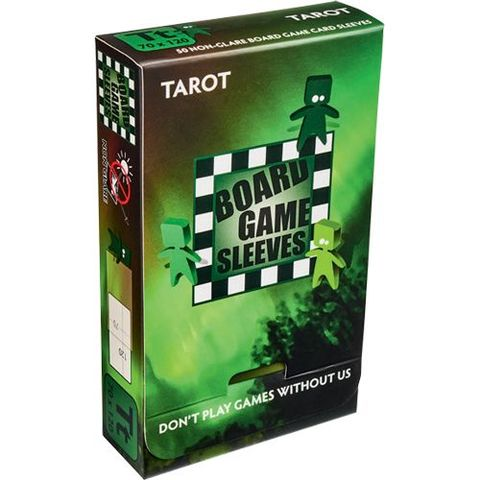 Arcane Tinsman - Board Game Sleeves: Non-Glare - Tarot