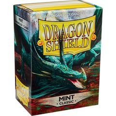 Dragon Shield Classic Sleeves - Mint - 100ct