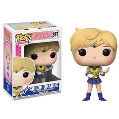 #297 - Sailor Moon - Sailor Uranus