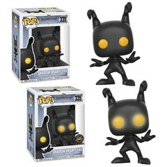 Pop! Disney 335: Kingdom Hearts - Heartless (Chase)
