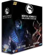 Mortal Kombat X 2-Player Turbo Box