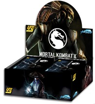 Mortal Kombat X Booster Box