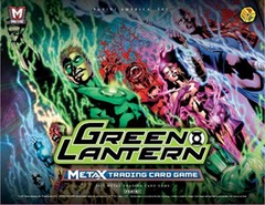 Green Lantern Booster - Booster Box