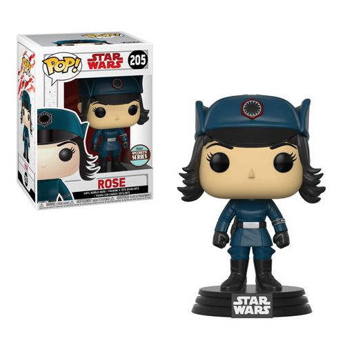 Pop! Star Wars 205: Star Wars: The Last Jedi - Rose In Disguise (Specialty Series)