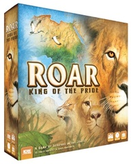 Roar King Of The Pride