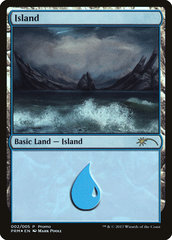 Island (2017 Gift Pack) - Foil
