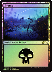 Swamp (2017 Gift Pack - Poole) - Foil