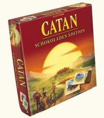 Catan - Chocolate Edition