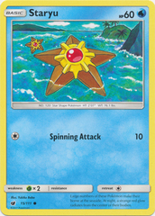 Staryu - 15/111 - Common