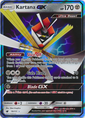 Kartana-GX - 70/111 - Ultra Rare