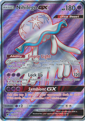 Nihilego GX - 103/111 - Full Art