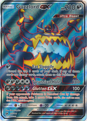 Guzzlord-GX - 105/111 - Full Art Ultra Rare