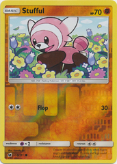 Stufful - 55/111 - Common - Reverse Holo