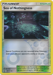Sea of Nothingness - 99/111 - Uncommon - Reverse Holo