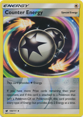 Counter Energy - 100/111 - Uncommon - Reverse Holo