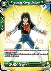 Expanding Energy Android 17 on Channel Fireball