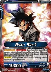 Goku Black // Goku Black, The Bringer of Despair - BT2-036 - UC