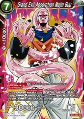 Grand Evil Absorption Majin Buu on Channel Fireball