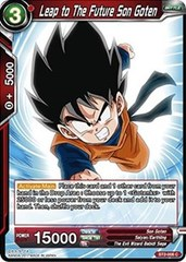 Leap to The Future Son Goten - BT2-008 - C
