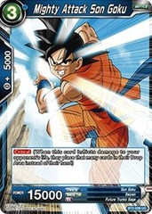 Mighty Attack Son Goku - BT2-038 - UC