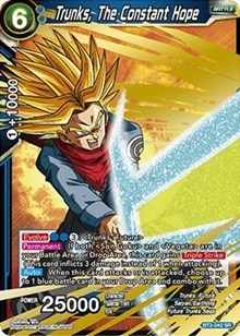 Trunks, The Constant Hope - BT2-042 - SR