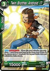 Twin Brother Android 17 on Channel Fireball