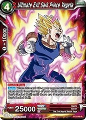 Ultimate Evil Dark Prince Vegeta - BT2-009 - R