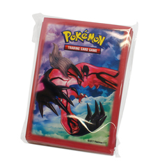 Pokemon - Premium Trainer's XY Collection Yveltal Sleeves - 65 ct.